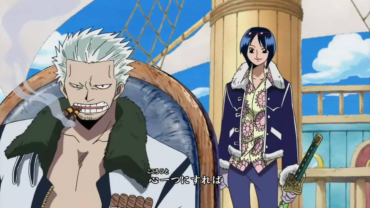 One Piece 6th Opening ep 264 - ep 278 - YouTube