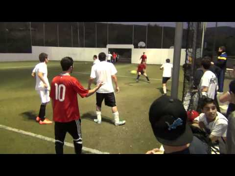 CSL Soccer Game 5/3/12 Team L get vs. Unreal Madrid Second H