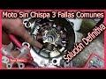 Mi Moto No Enciende Y No Da Chispa 3 Fallas Comunes   Moto