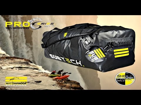 SUBTECH SPORTS presents PRO DRYBAG 45L