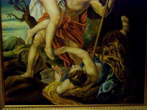 Opere d\'Arte. Quadri di nudo. Falsi d\'Autore Giulio Romano - YouTube