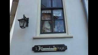 Op visite bij Gé Knul in het kleinste huis van Kampen