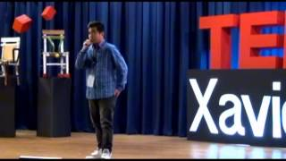 What ifs can come true: Aristotle Pollisco at TEDxXavierSchool 2013