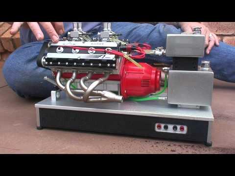 V8 Nitro Engine