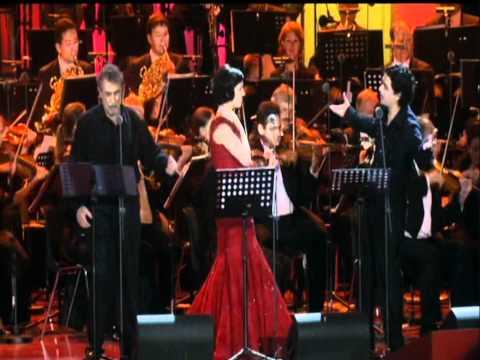Dein ist mein ganzes hertz - Plácido Domingo - Anna Netrebko - Rolando Villazon