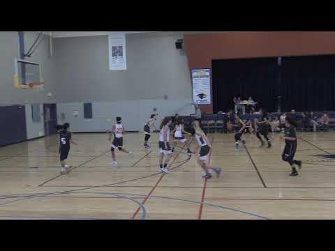 NJB Fever vs Blythe Academy #5 --- 1.07.18