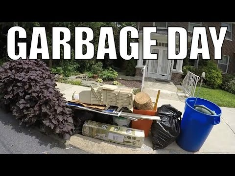I FOUND ALL OF THIS IN THE TRASH?! Garbage Picking Ep. 77