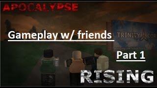 | 1 | AR- Roblox Gameplay w/ friends