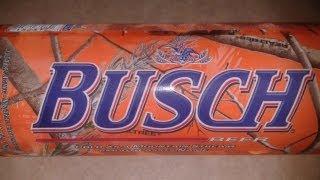 Beer On A Budget- Busch
