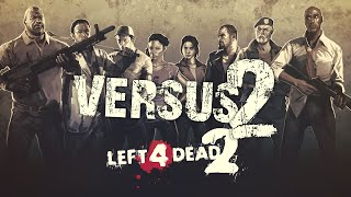 #HardeGranie - Left 4 Dead 2 Versus #2: No i burza