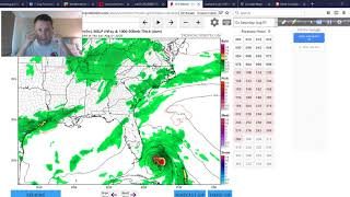 Hurricane Isaias Discussion: 1pm Et August 1, 2020