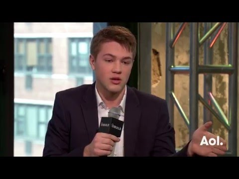 "Connor Jessup On ""American Crime"" 