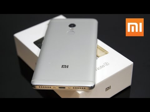 Xiaomi Redmi Note 4 - Unboxing & Hands On!
