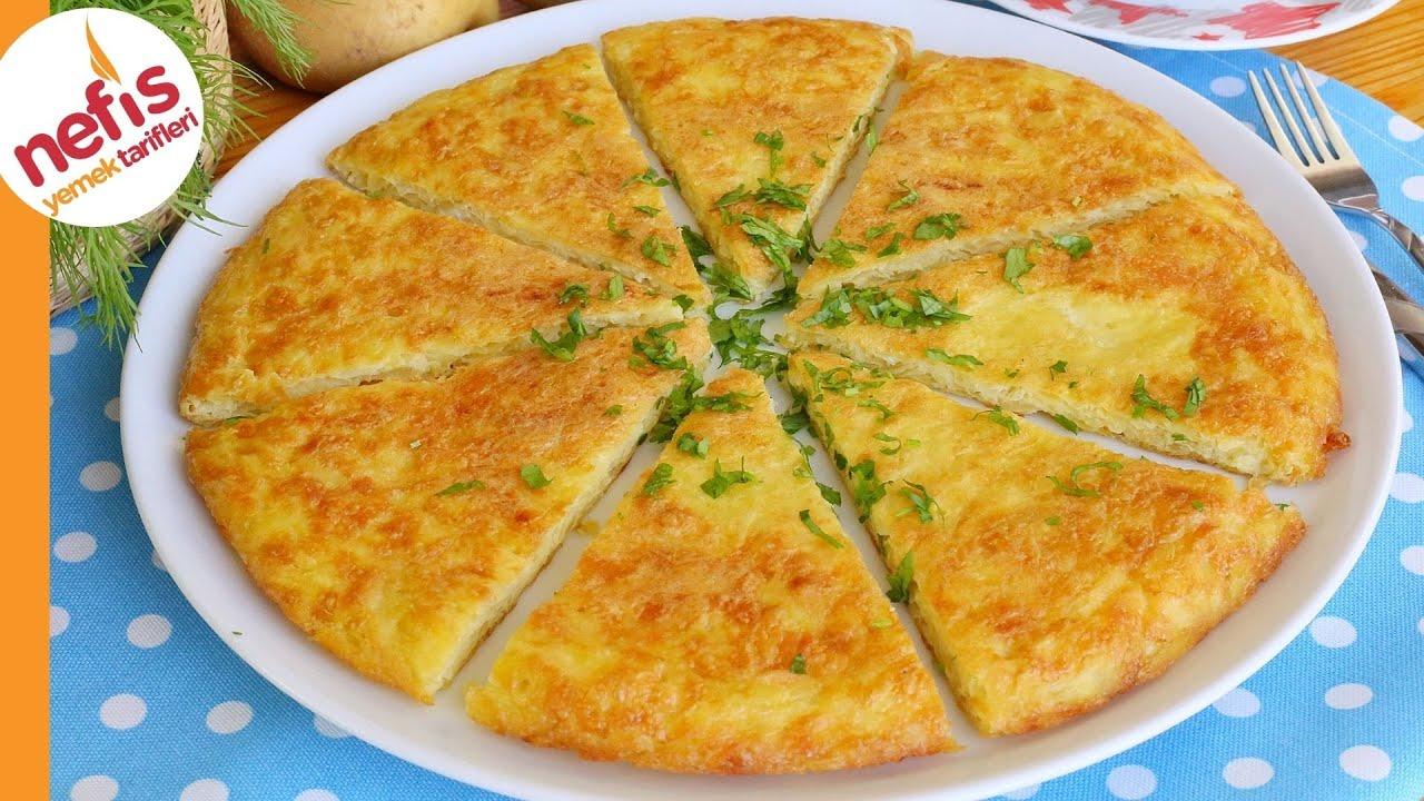 Meşhur İsviçre Yemeği Rösti Nasıl Yapılır? - İdil Yazar - Yemek Tarifleri