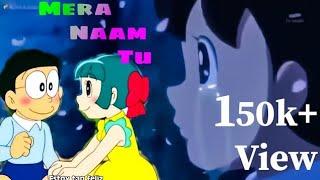 Mera naam tu zero (female) Heart touching song Doraemon version. Nobita Shizuka Lulili Roboko