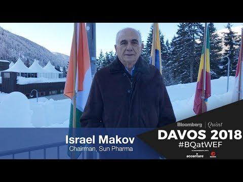 WEF 2018: Downturn In Generics Won't Last Long, Says Israel Makov