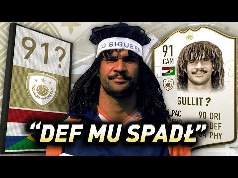 Gdyby Ruud Gullit zapomniał o trenowaniu gry w obronie... 91 Prime Socrates!