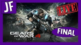 Finalizando: Gears of War 4 PC
