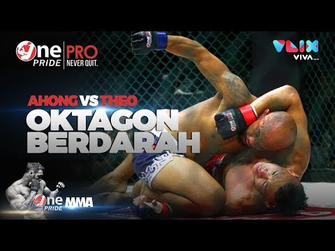 Emosional Dan Berdarah Darah Theo Vs Ahong Di One Pride MMA #30