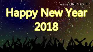 Happy New Year 2018 With A Beautiful Quotes Happy New Year 2018 Greeting & WhatsApp Status 3