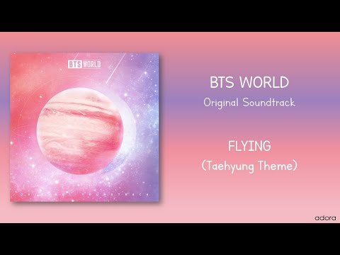 BTS World - Flying (Taehyung Theme) [BTS World Original Soundtrack]
