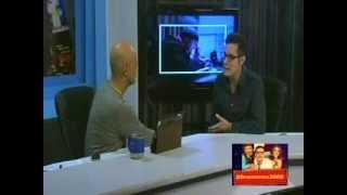Javier Poza entrevista a Horacio Villalobos - 3-Octubre-2013