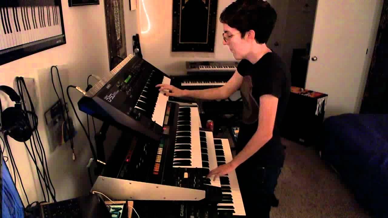 Roland D-50: Fantasia (patch demo)