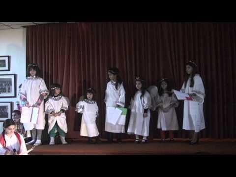 St  George Armenian Church Sunday School Presents   A Christmas Pageant 2014