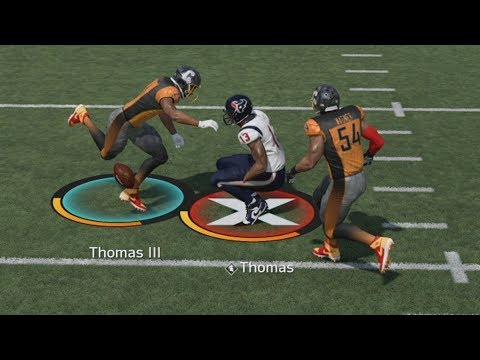 Madden 20 Ultimate Team - 1st Game Pick 6 Fumble 6! EP 2