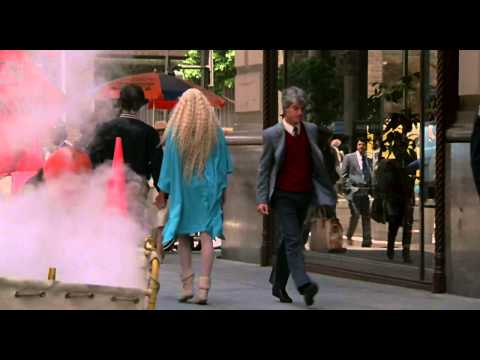 Eugene levy throws buckets of water in Splash 1984