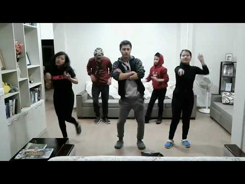 Panama Dance cover by my family