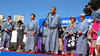 圓朝まつり2012 閉会の挨拶
