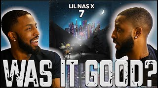 "LIL NAS X ""7"" EP. 
