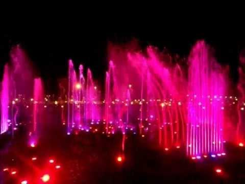 Dr. Bhimrao Ambedkar Musical Fountain Garden, Lucknow