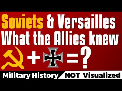 Versailles & Soviets: What the Allies knew