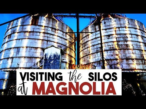 VLOG | Everything You Need to Know About Visiting the Silos at Magnolia Market in Waco Texas!