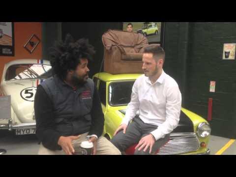 Sun Motors chats to celebrity customiser Elo King