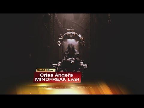 Criss Angel MINDFREAK LIVE! 7/20/16