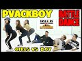 Dance Battle Pvackboy Freefire Vs Pubg Zumba Joget Senam Goyang Asik  Mp3 - Mp4 Download