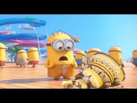 Kartun Seru - Minions Compilation Funny Cartoon For Kids
