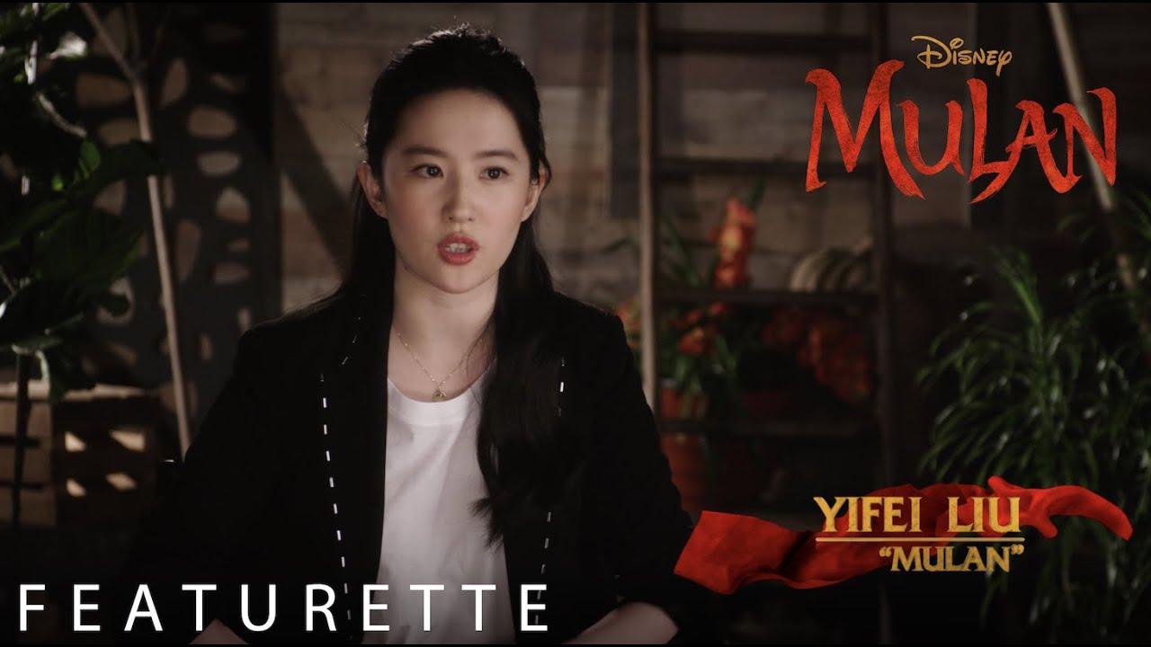 Mulan adalah film Hollywood china