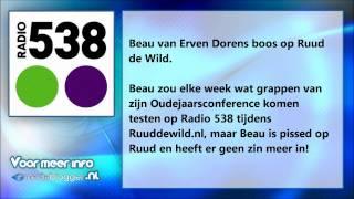 Beau van Erven Dorens woest op Ruud de Wild