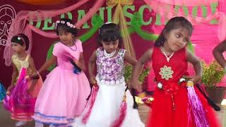 CHAITRA SUMA DANCE 1