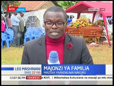 Mazishi yaandaliwa kwa familia waliopoteza maisha yao kutokana na ajali ya ndege Ethiopia
