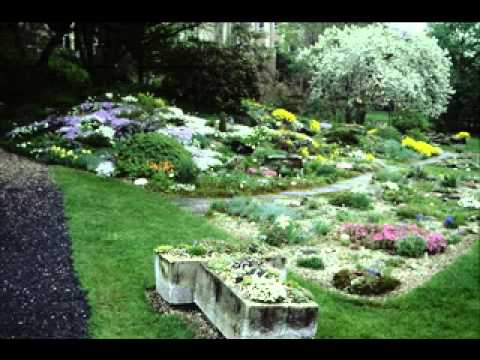 Small rock garden ideas youtube Small rock garden