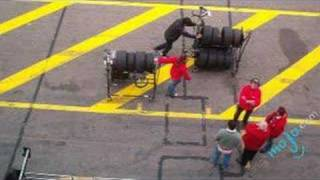 Tire Changes in the 2006 Formula One season