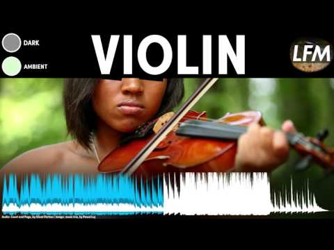 Sad Dramatic Dark Background Violin Instrumental | Royalty Free Music