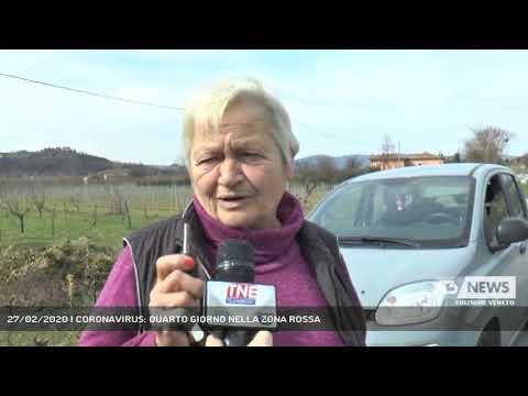 27/02/2020 | CORONAVIRUS: QUARTO GIORNO NELLA ZONA...
