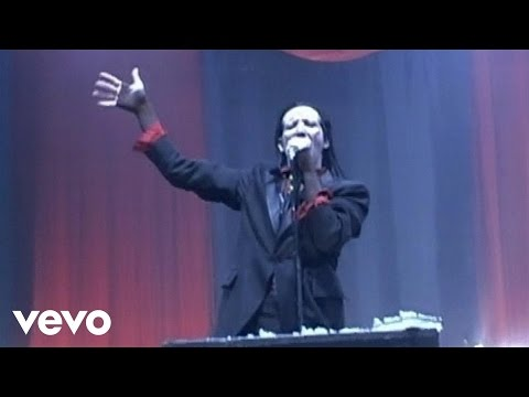 Marilyn Manson - Antichrist Superstar (From Dead To The World)