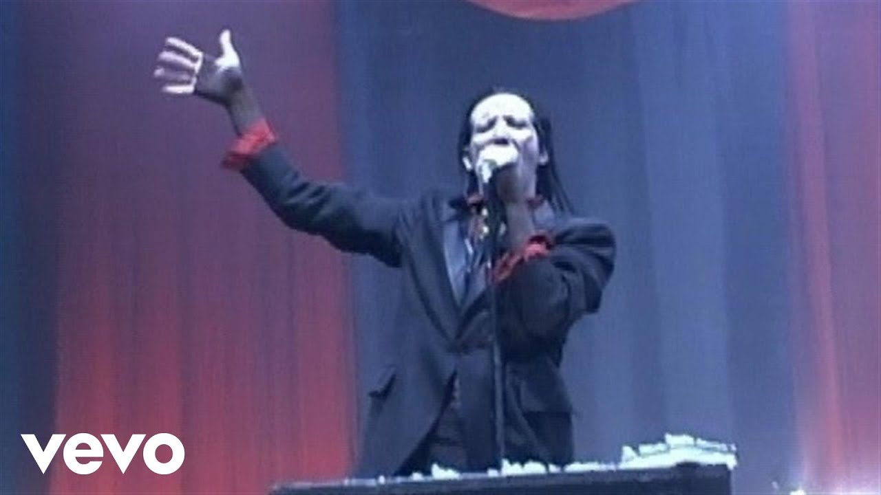 e36dbf27b50 Marilyn Manson - Antichrist Superstar (From Dead To The World) - YouTube